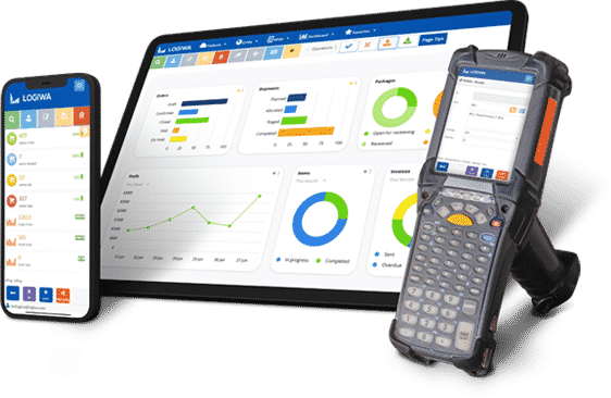 Logiwa WMS Software - Devices