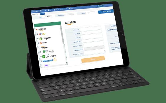 Logiwa Ecommerce fulfillment platform - Device