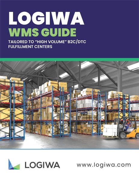 Logiwa warehouse management