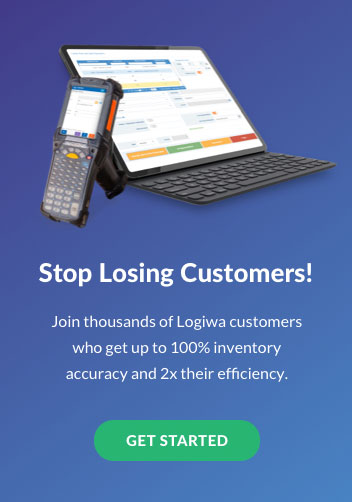 Stop losing customers! Join thousands of Logiwa customers who get up to 100% inventory accuracy and 2x their efficiency. Get started.